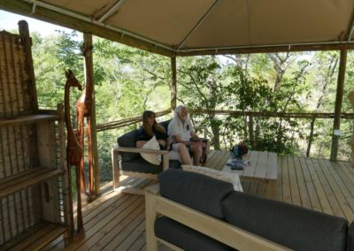 Chobe Forest Camp Hide